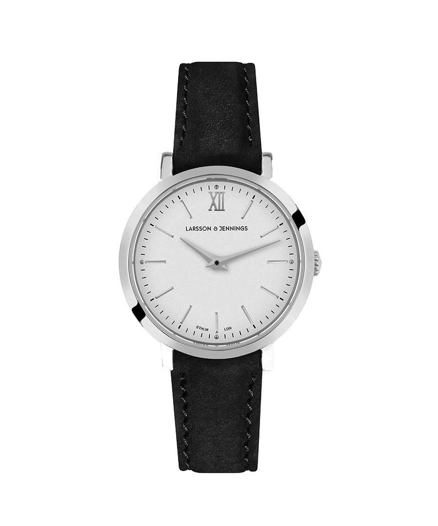 Image for LJXII Lugano Leather 26mm