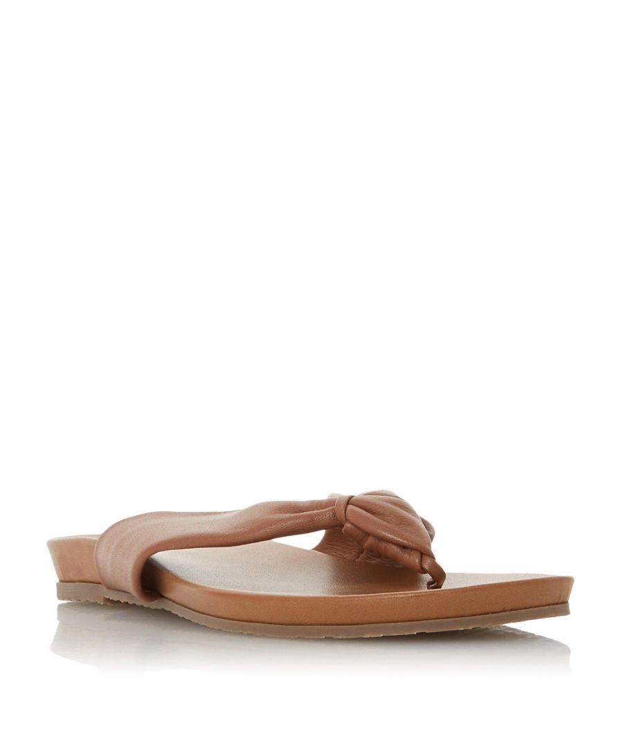 Image for Dune Ladies LYRIKAL Knot Upper Sandal