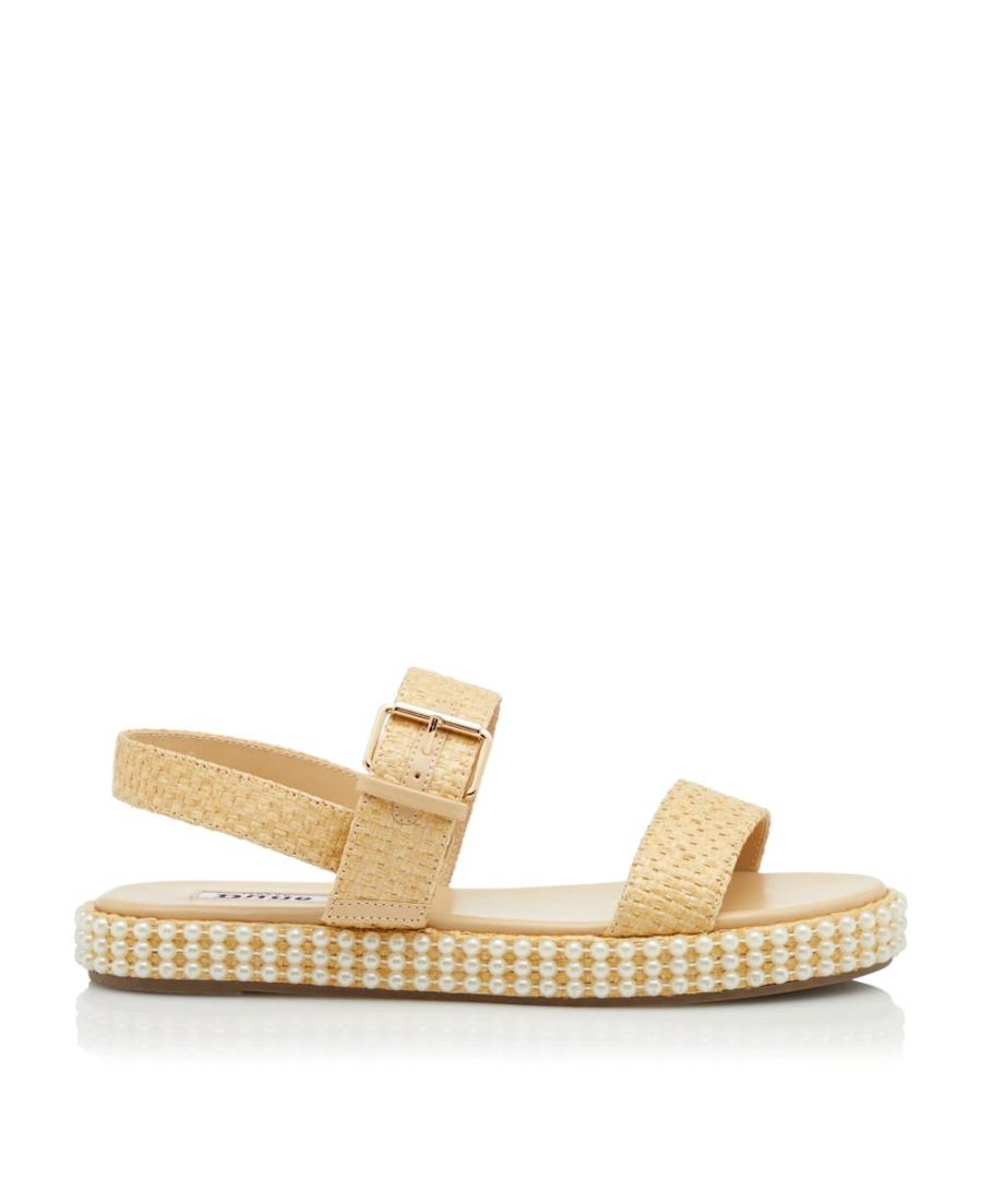 Image for Dune Ladies LYSS Double Strap Flatform Sandals