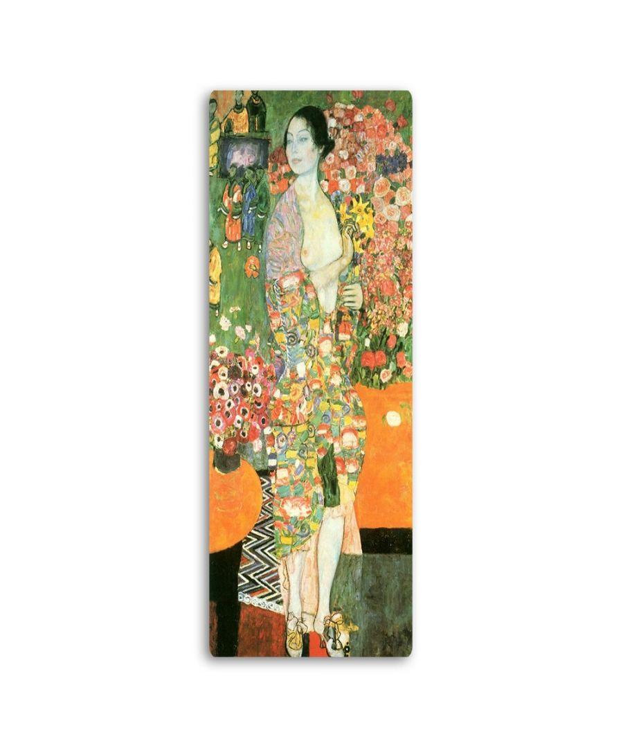 Image for Metal Print - The Dancer - Gustav Klimt
