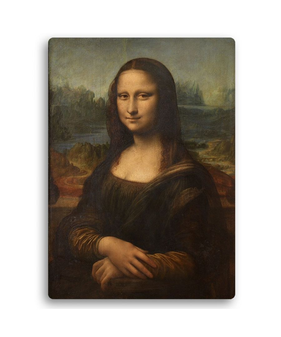 Image for Metal Print - Mona Lisa - Leonardo Da Vinci