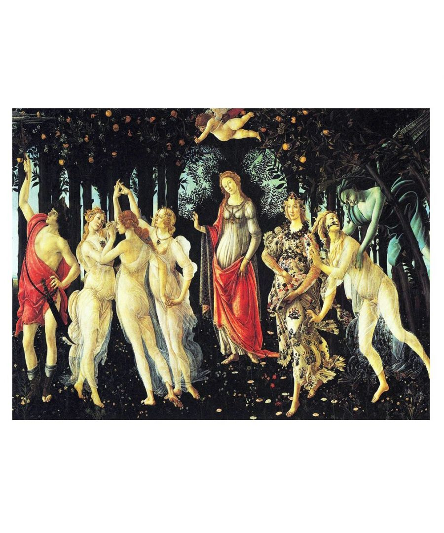Image for Canvas Print - Spring - Sandro Botticelli