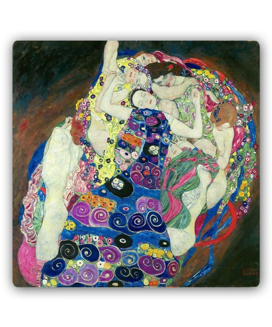 Image for Metal Print - The Virgin - Gustav Klimt