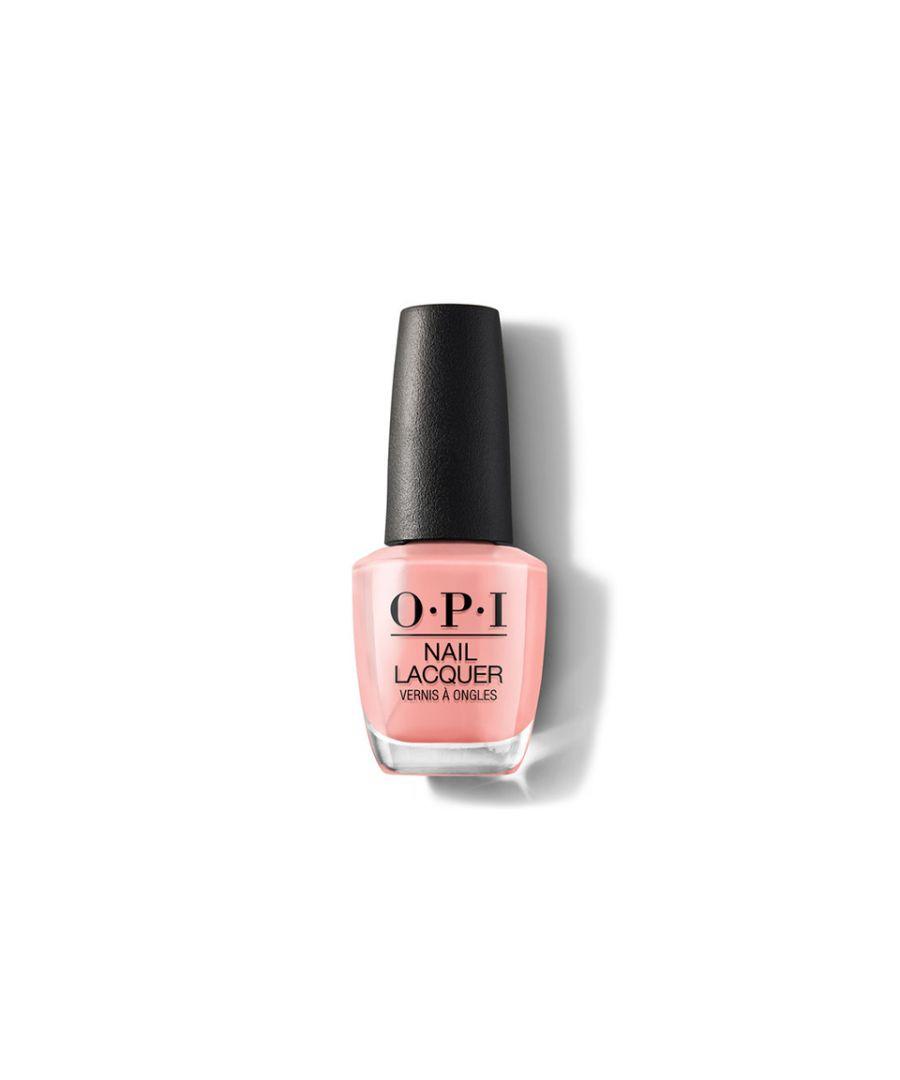 Image for OPI Nail Lacquer Nail Polish I'll Have a Gin & Tectonic x 15ml