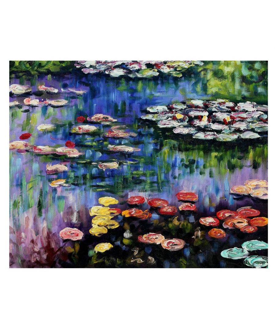 Image for Canvas Print - Water Lilies - Claude Monet
