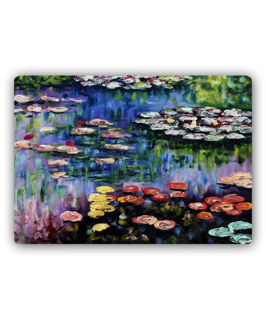 Image for Metal Print - Water Lilies - Claude Monet