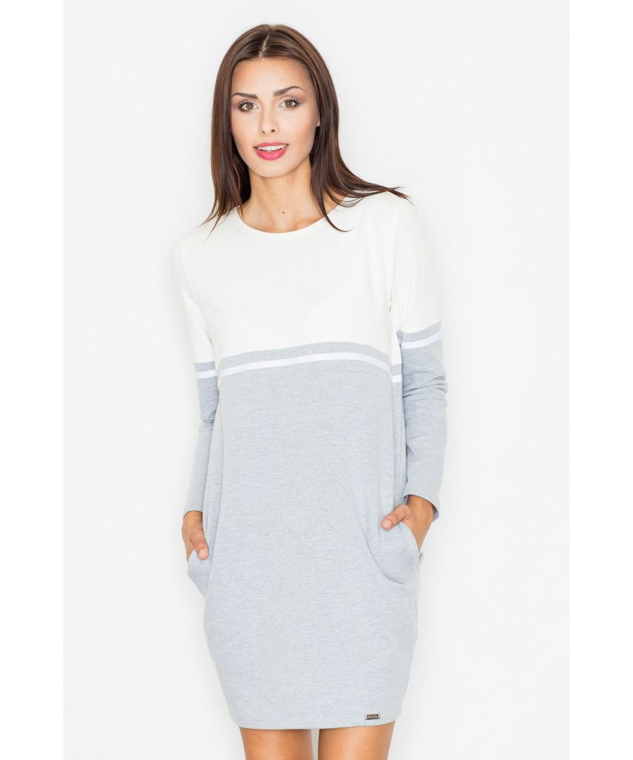 Image for White Casual Cotton Dress
