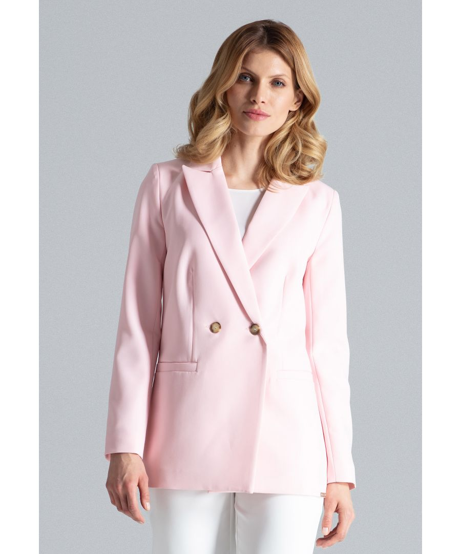 Image for Pink Elegant Jacket
