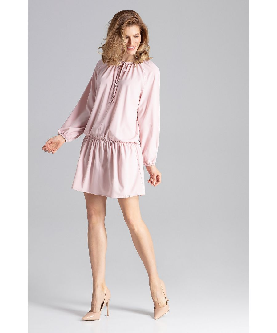 Image for Pink Leeway Mini Dress