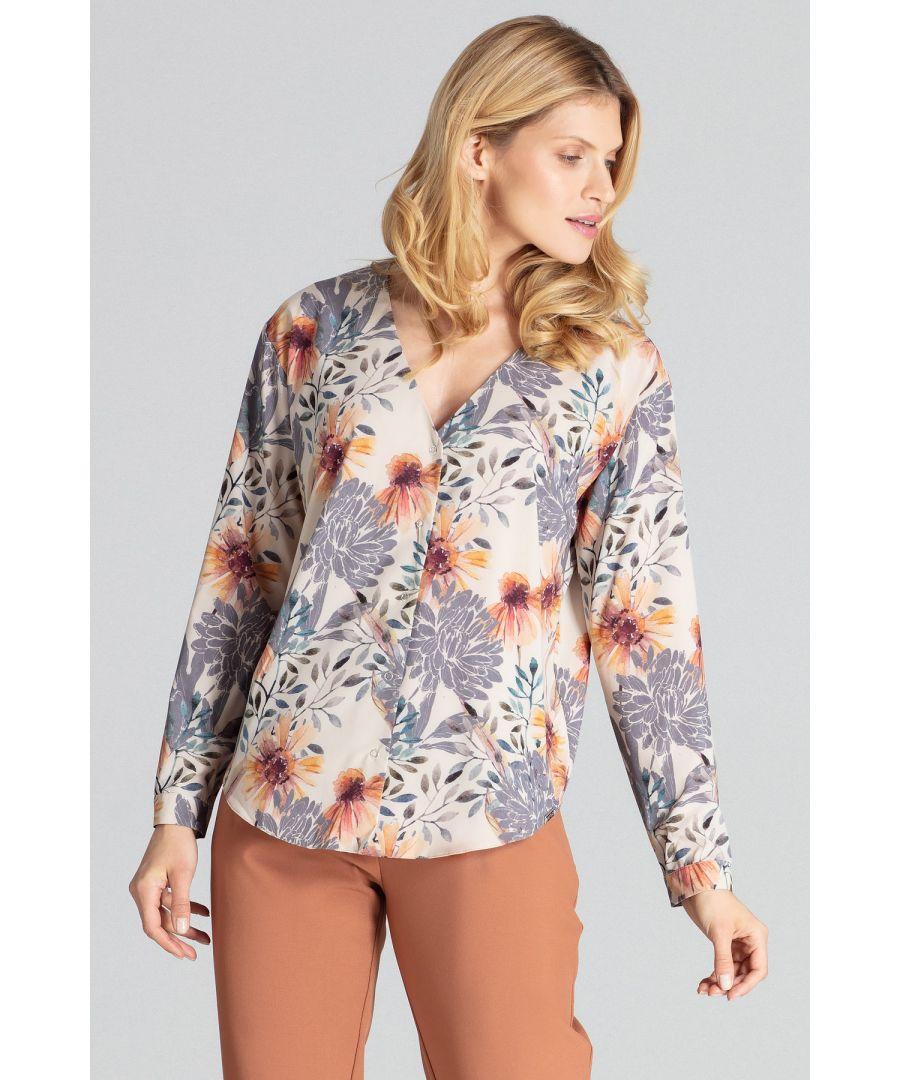 Image for Print Long-Sleeved Shirt