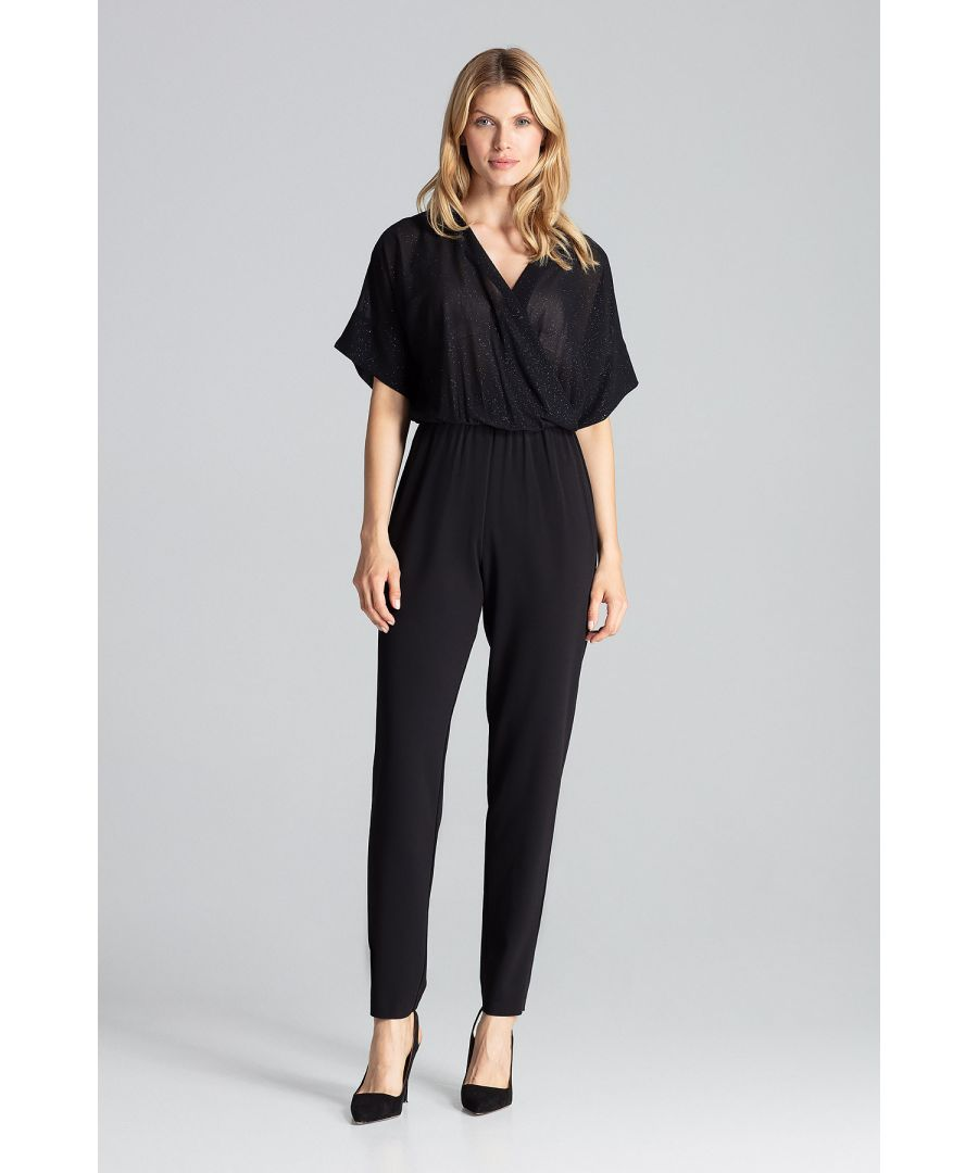 Image for Black Elegant Jumpsuit
