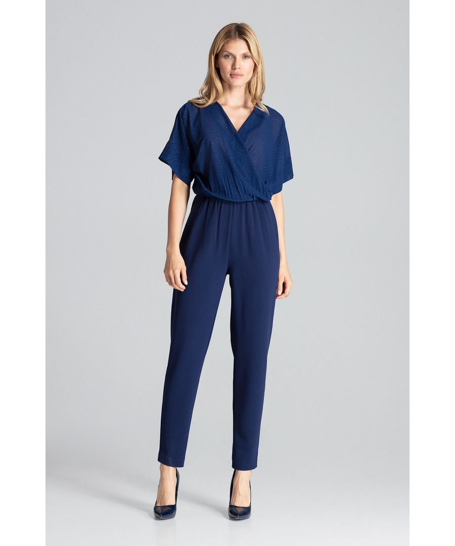 Image for Navy Jumpsuit