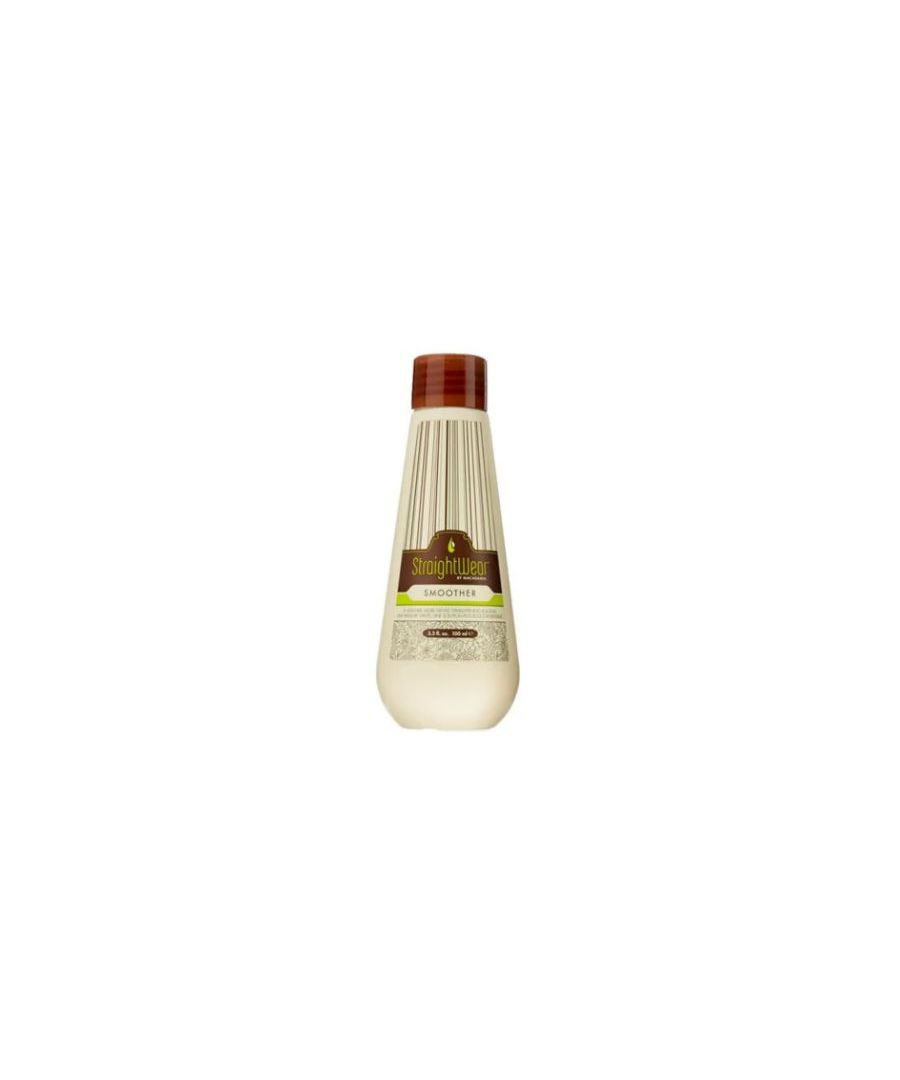 Image for MACADAMIA SMOOTHER STRAIGHTENING SOLUTION 100ML