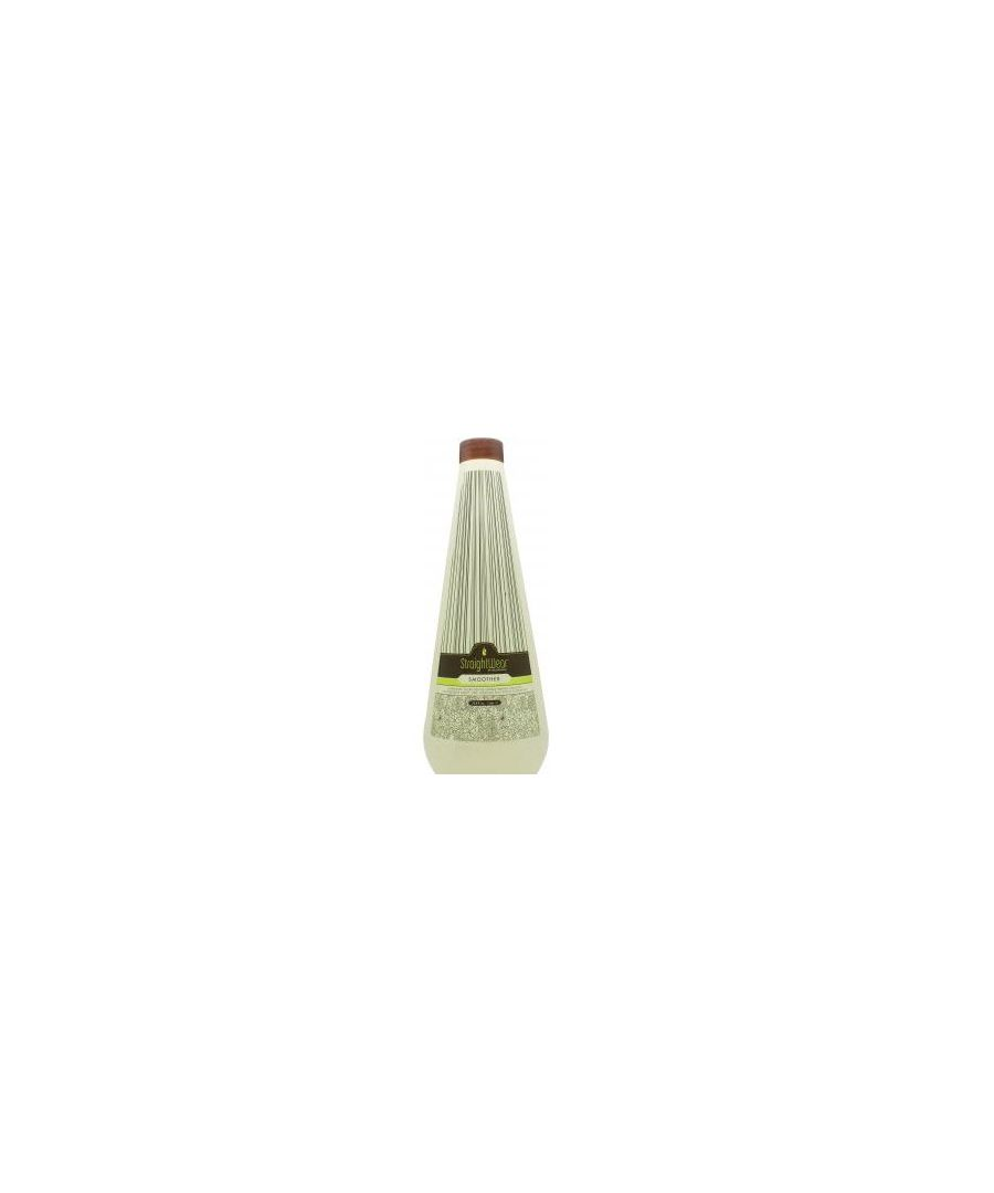 Image for MACADAMIA SMOOTHER STRAIGHTENING SOLUTION 1000ML