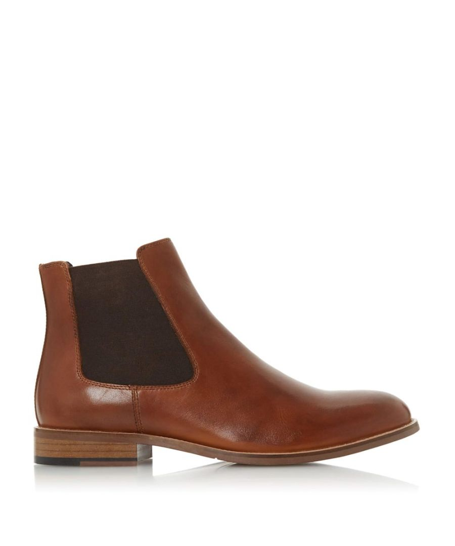 Image for Dune Mens MACAULEY H Chelsea Boots