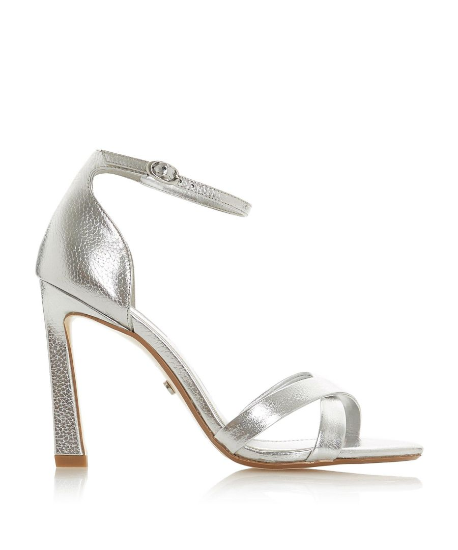 Image for Dune Ladies MADALAY Flared Kick Heel Sandals