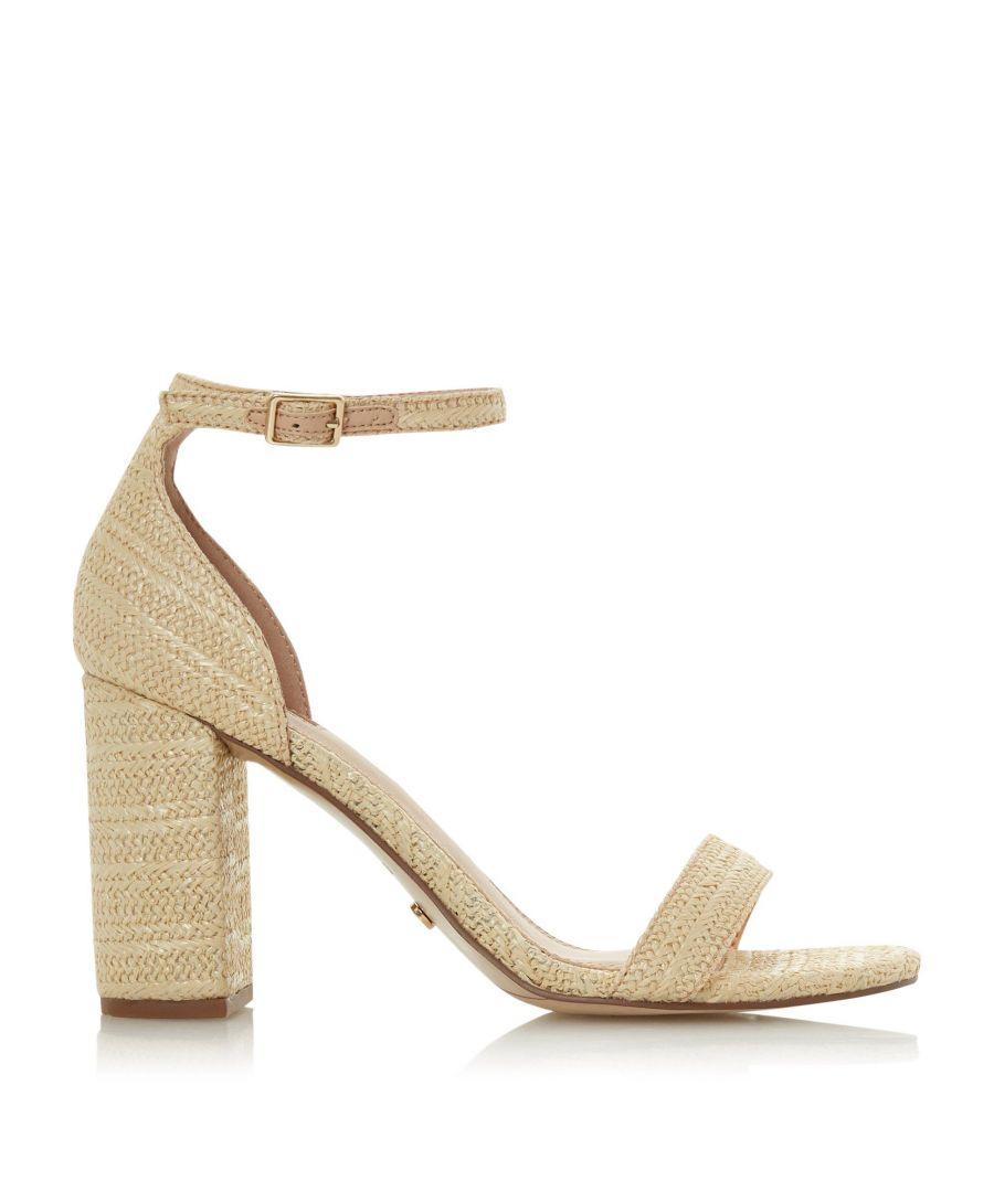 Image for Dune Ladies MADAM Ankle Strap High Heel Sandals
