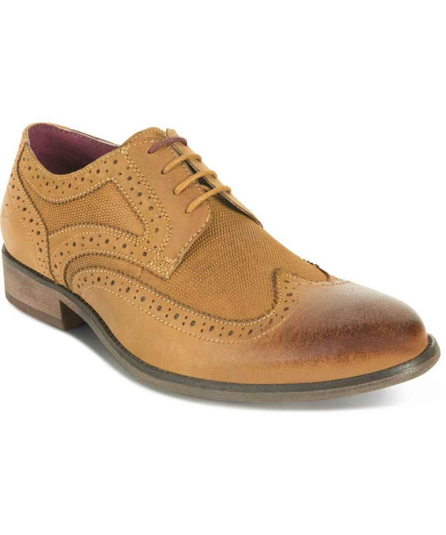 Image for Maddox Tan Shoe