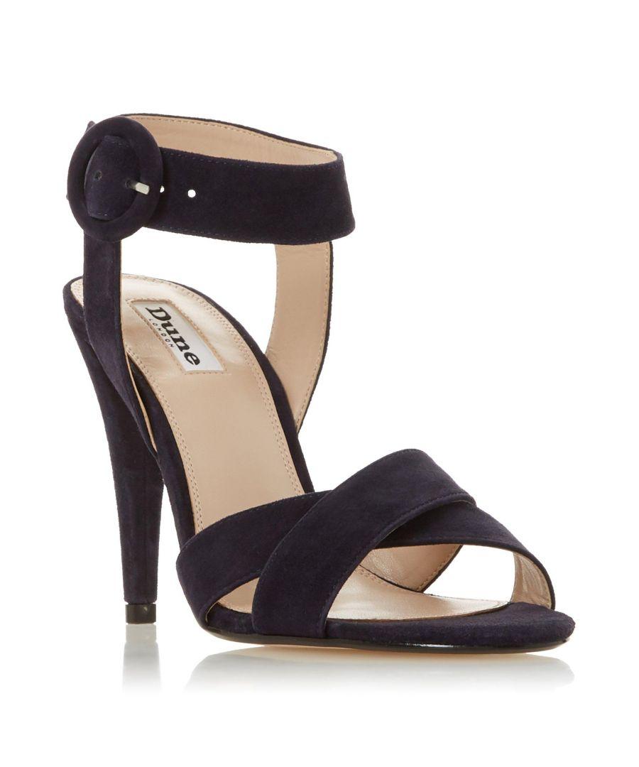 Image for Dune Ladies MAE Suede High Heel Sandal