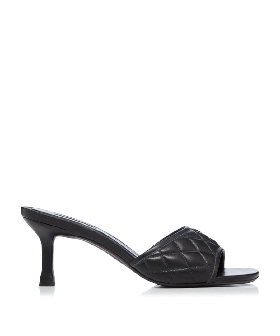 Image for Dune Ladies MAISON Quilted Mules