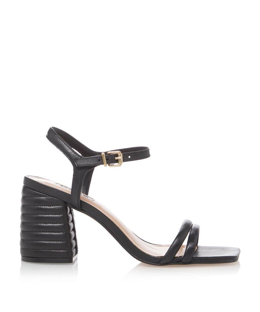 Image for Dune Ladies MAIYA Padded Block Heel Sandals