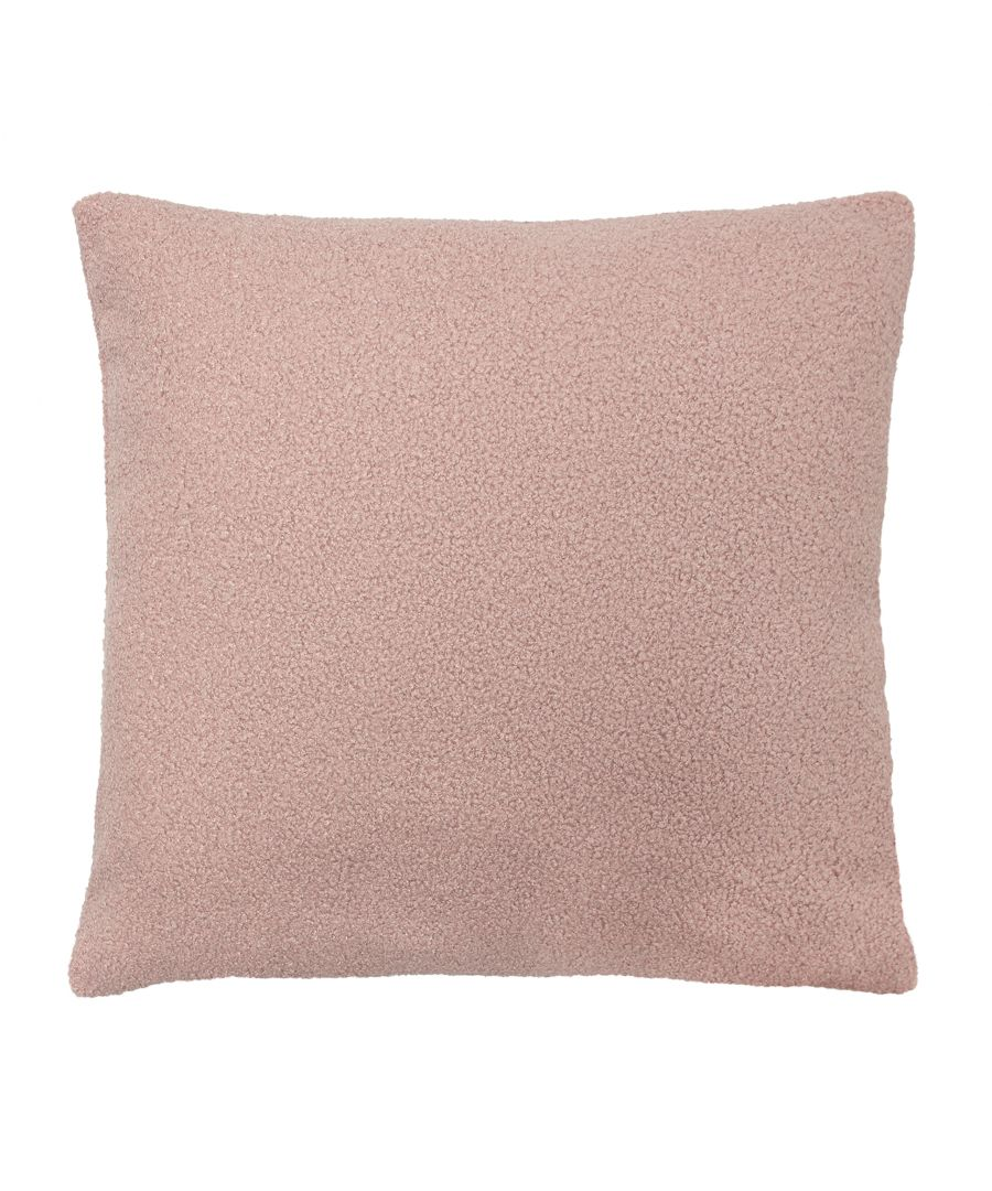 Image for Malham Shearling-Feel Fleece Cushion