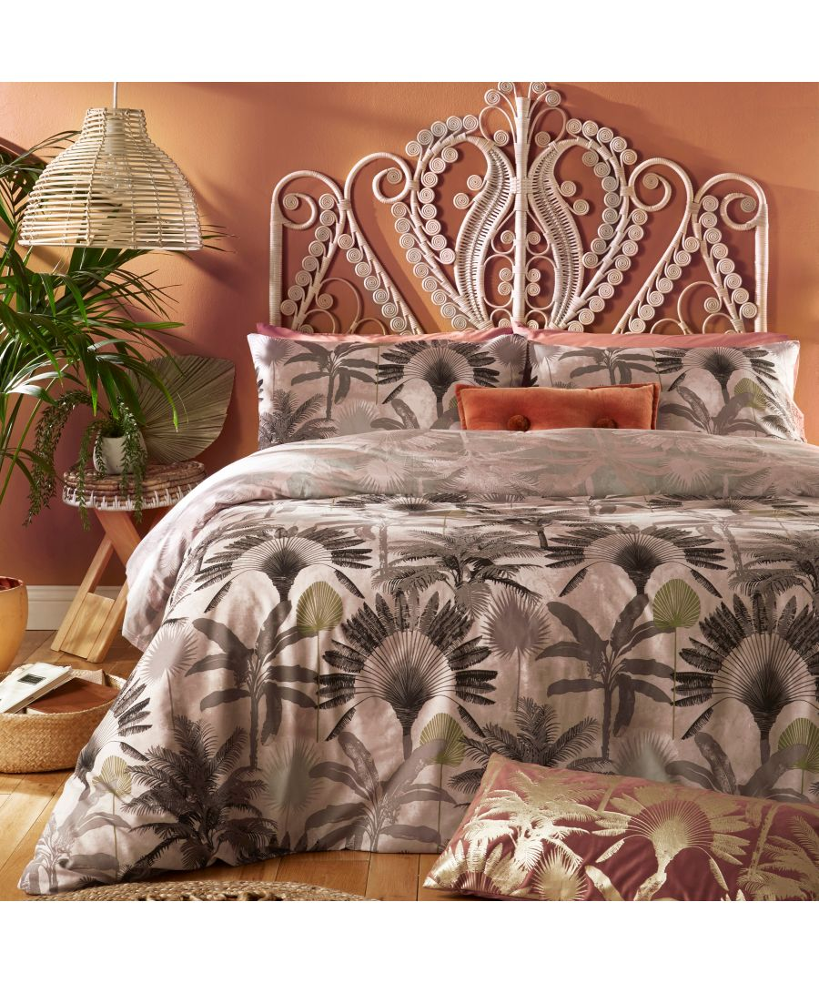 Image for Malaysian Palm Duvet Cover Set