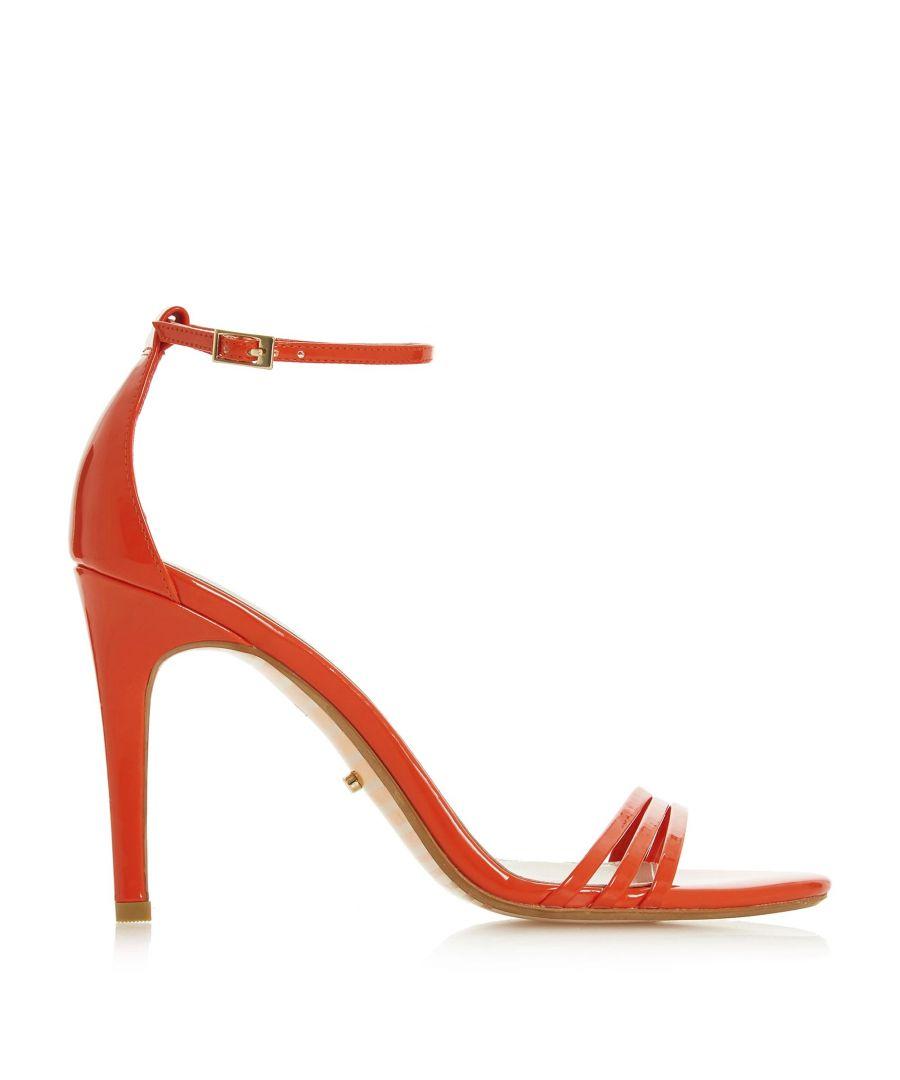 Image for Dune Ladies MARABELLA Two Part Strap High Heel Sandal