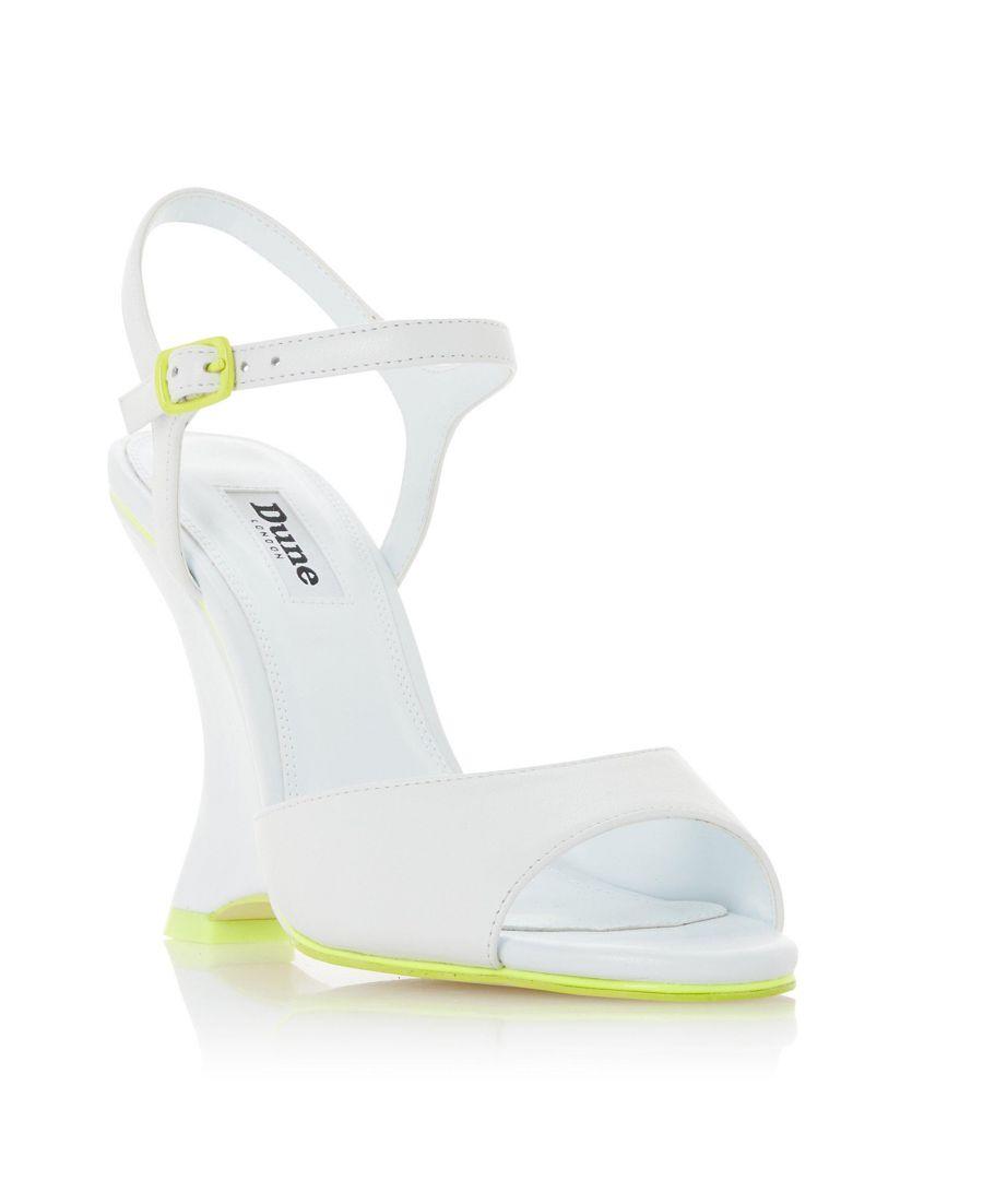 Image for Dune Ladies MARBAYE Wedge Heel Two Part Sandal