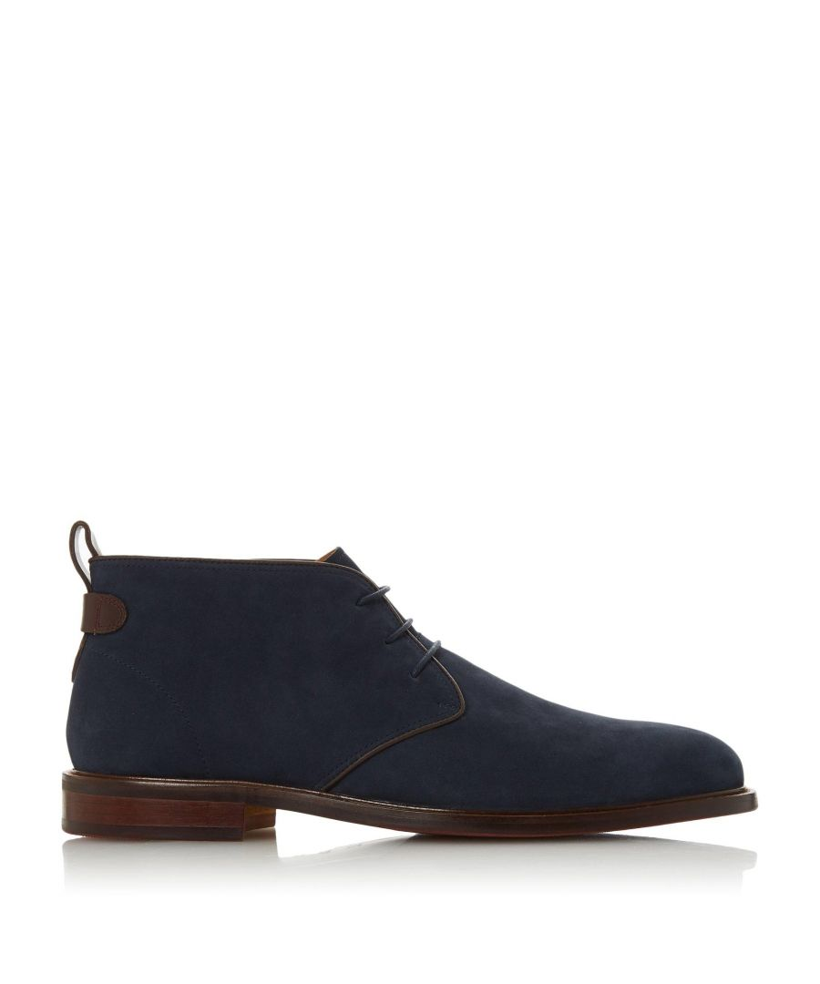 Image for Dune Mens MARCHING Lace Up Chukka Boots