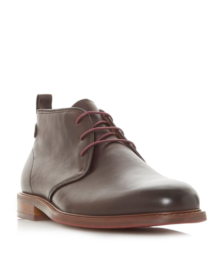 Image for Dune Mens MARCHING Lace Up Chukka Boot