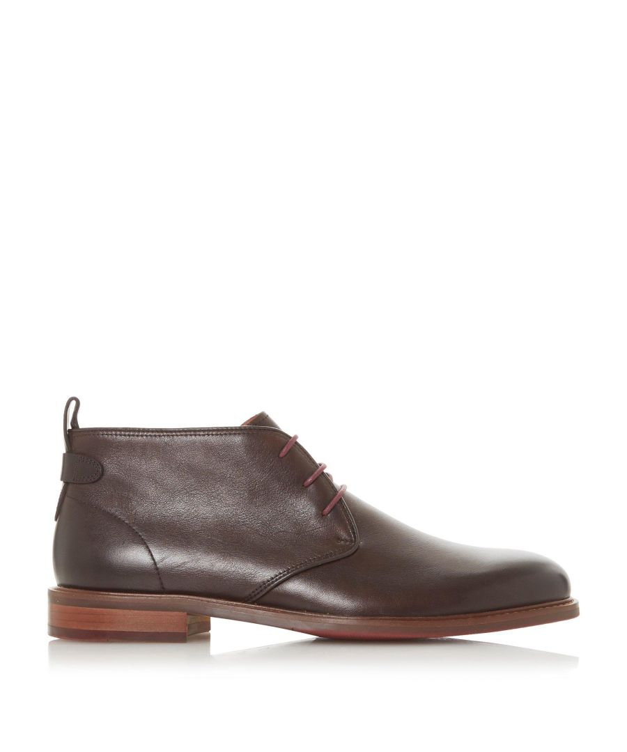 Image for Dune Mens MARCHMONT Lace Up Desert Chukka Boots