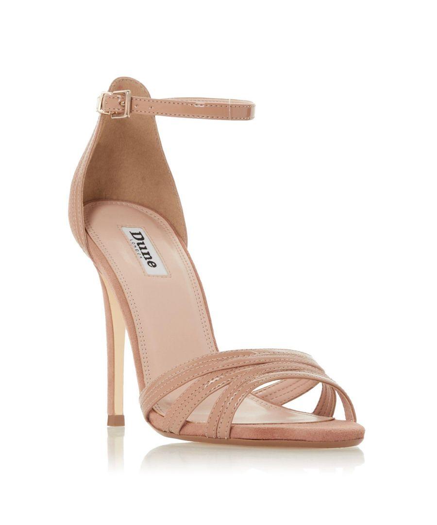 Image for Dune Ladies MARIKA Leather Mix High Sandal