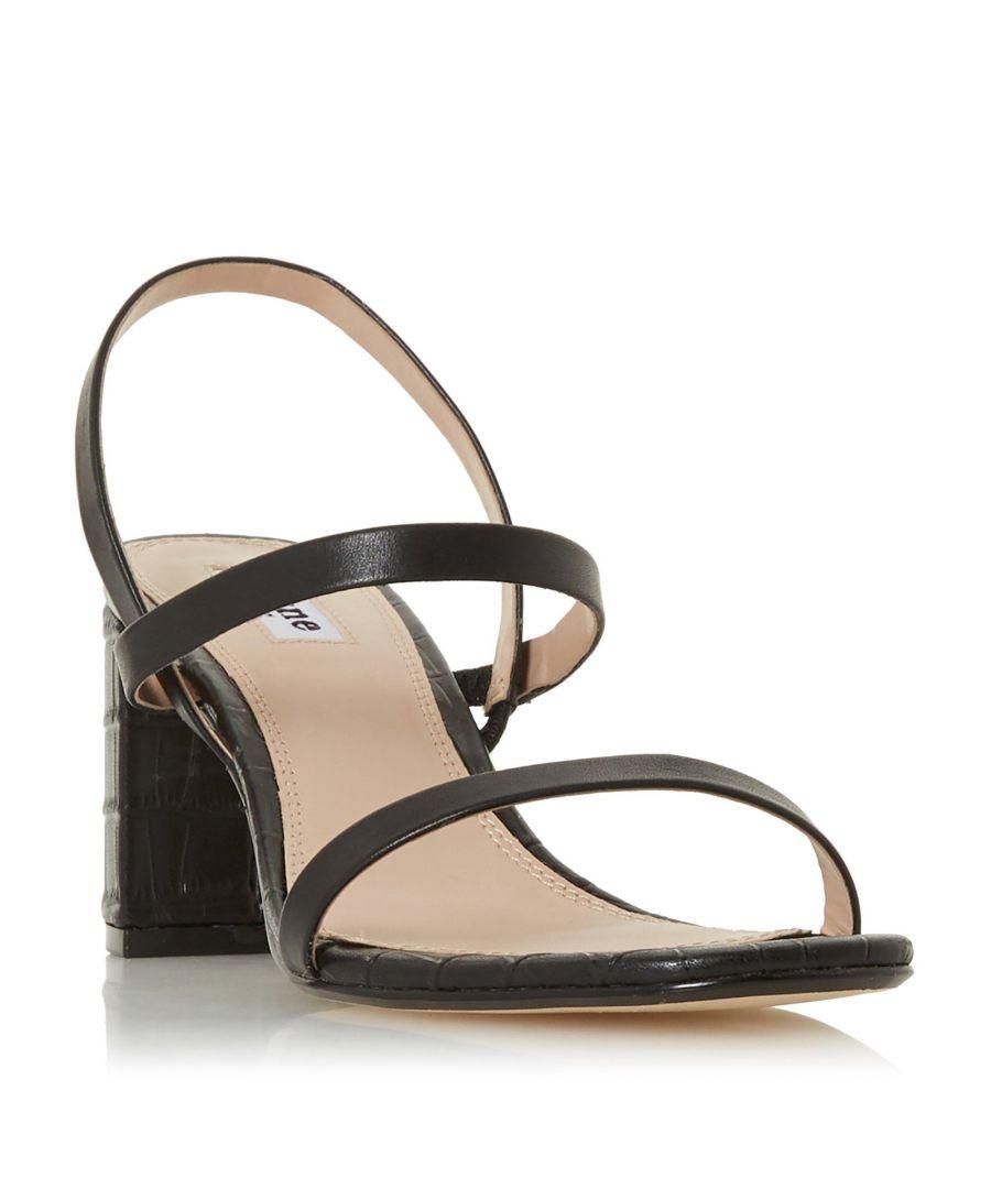 Image for Dune Ladies MARTA Triple Strap Sandal