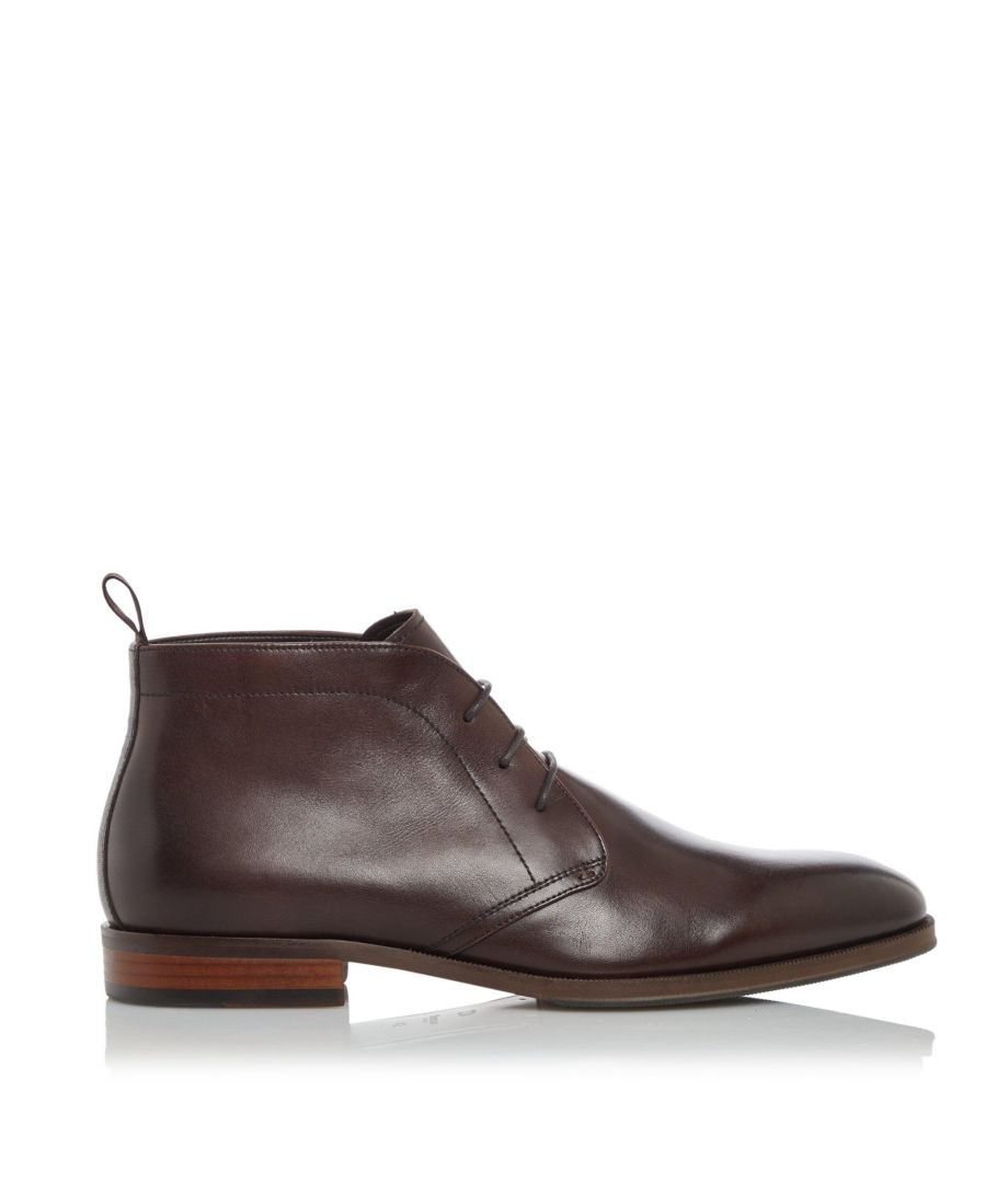 Image for Dune Mens MARVINN Smart Chukka Lace Up Boots