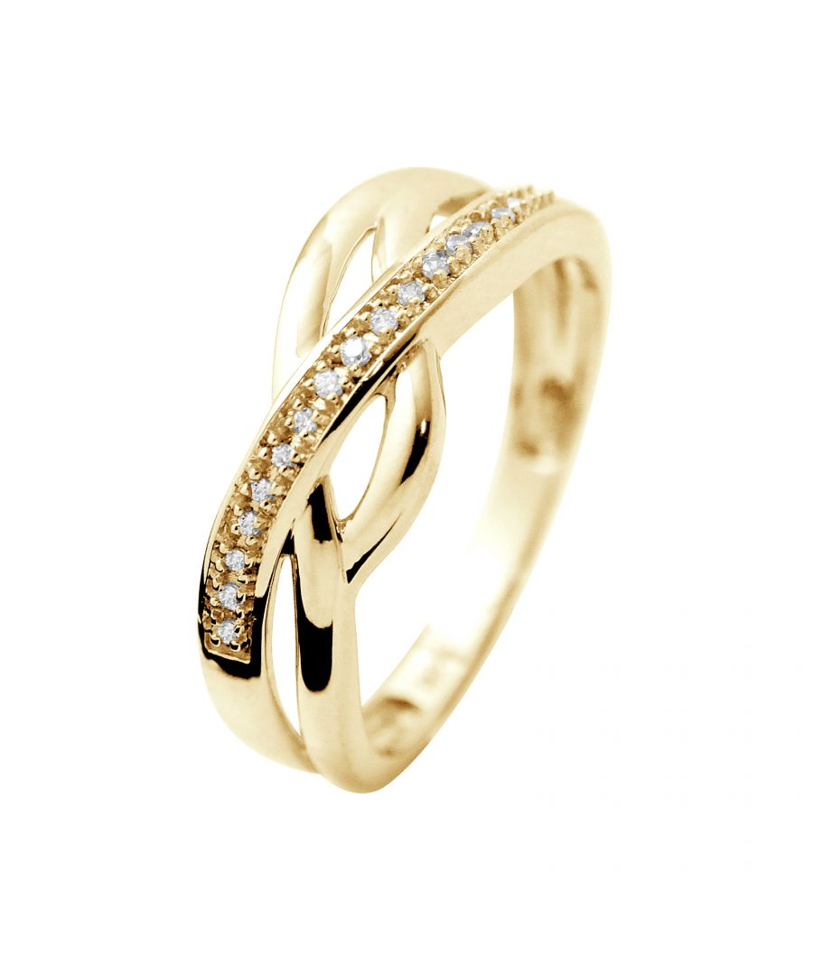 Image for DIADEMA - Ring - Prestige Jewelery - Diamonds - Yellow Gold