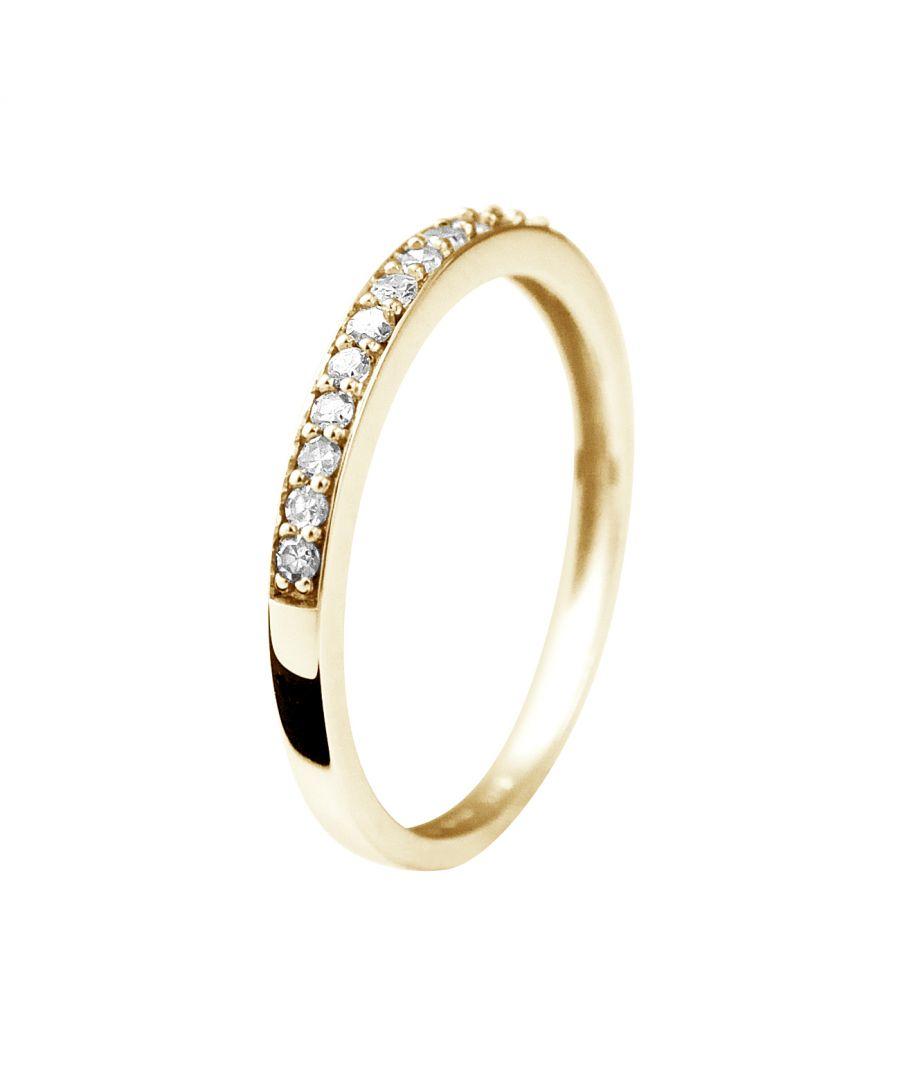 Image for DIADEMA - Ring - Prestige Jewelery - Diamonds - Yellow Gold