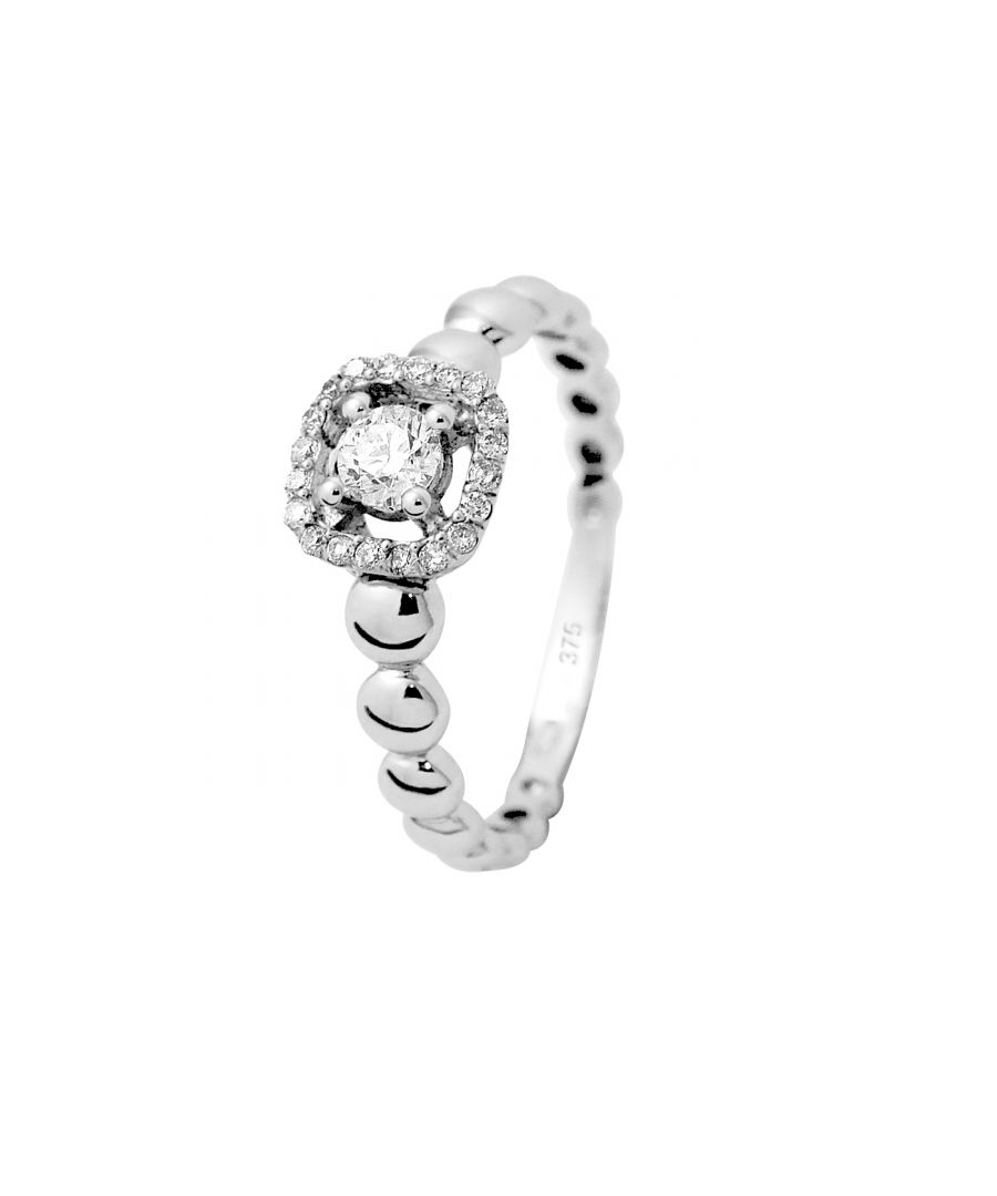 Image for DIADEMA - Ring - Prestige Jewelery - White Gold