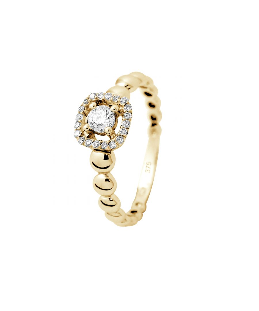 Image for DIADEMA - Ring - Prestige Jewelery - Yellow Gold