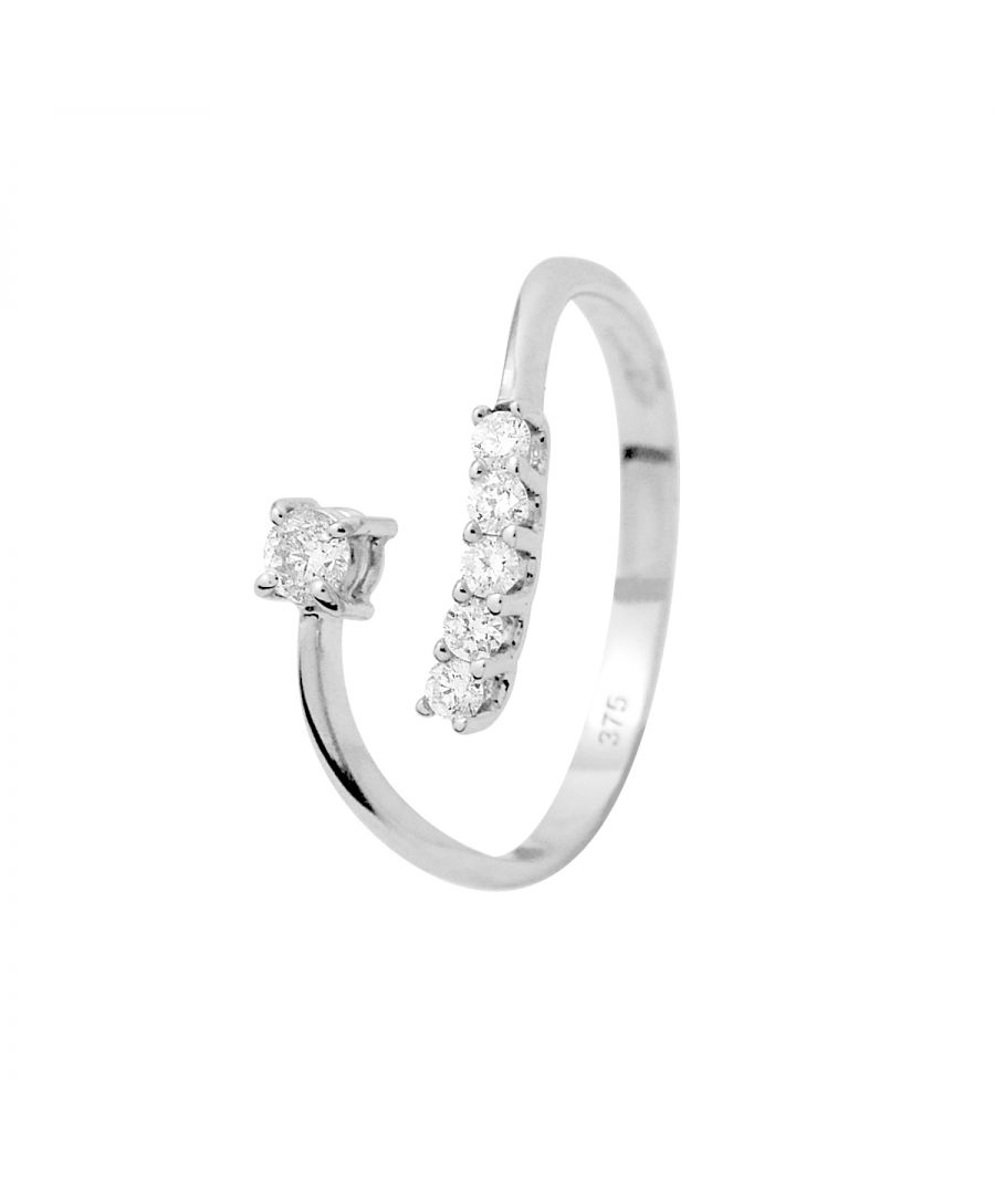 Image for DIADEMA - Ring - Prestige Jewelery - Diamonds - White Gold