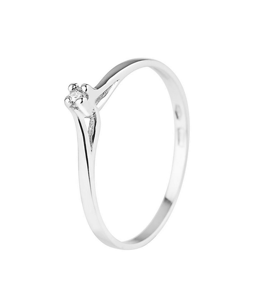 Image for DIADEMA - Ring - Diamonds - White Gold