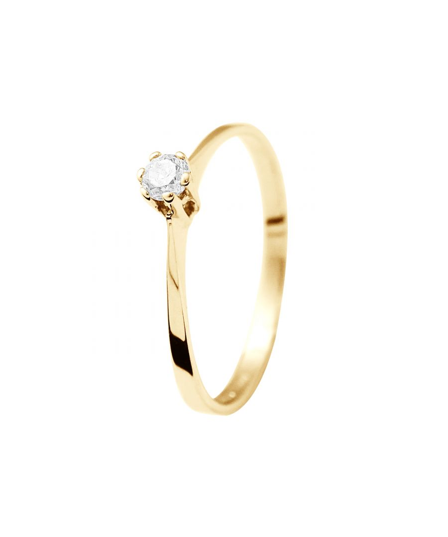 Image for DIADEMA - Ring - Prestige Diamonds - Yellow Gold