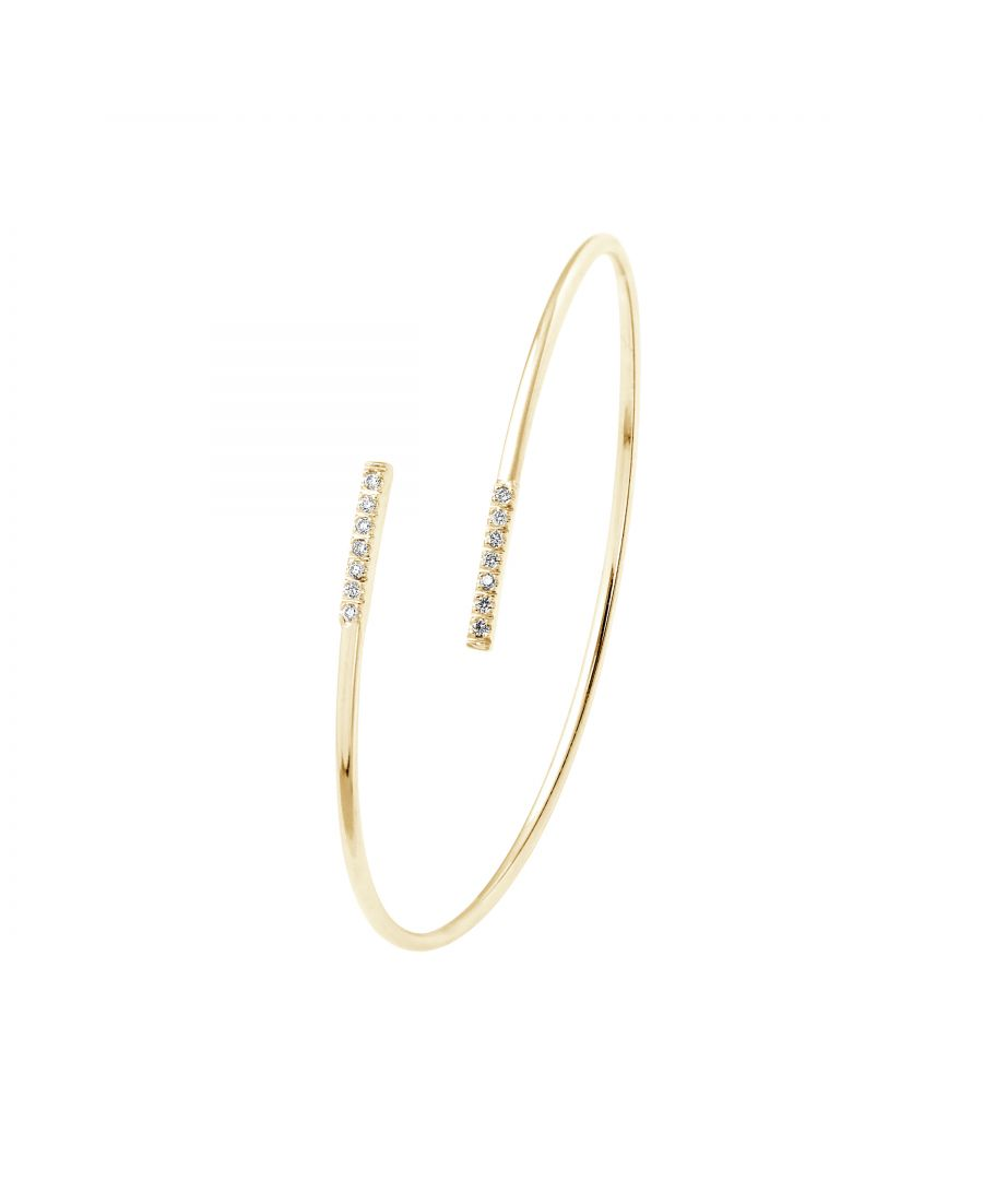 Image for DIADEMA - Bracelet - Prestige Jewelery - Diamonds - Yellow Gold
