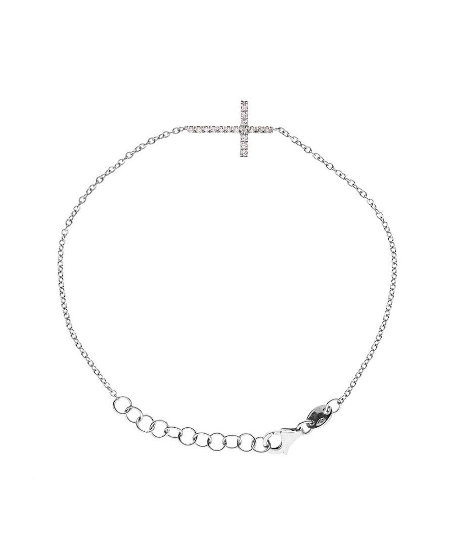 Image for DIADEMA - Bracelet - White Gold - Diamonds - White