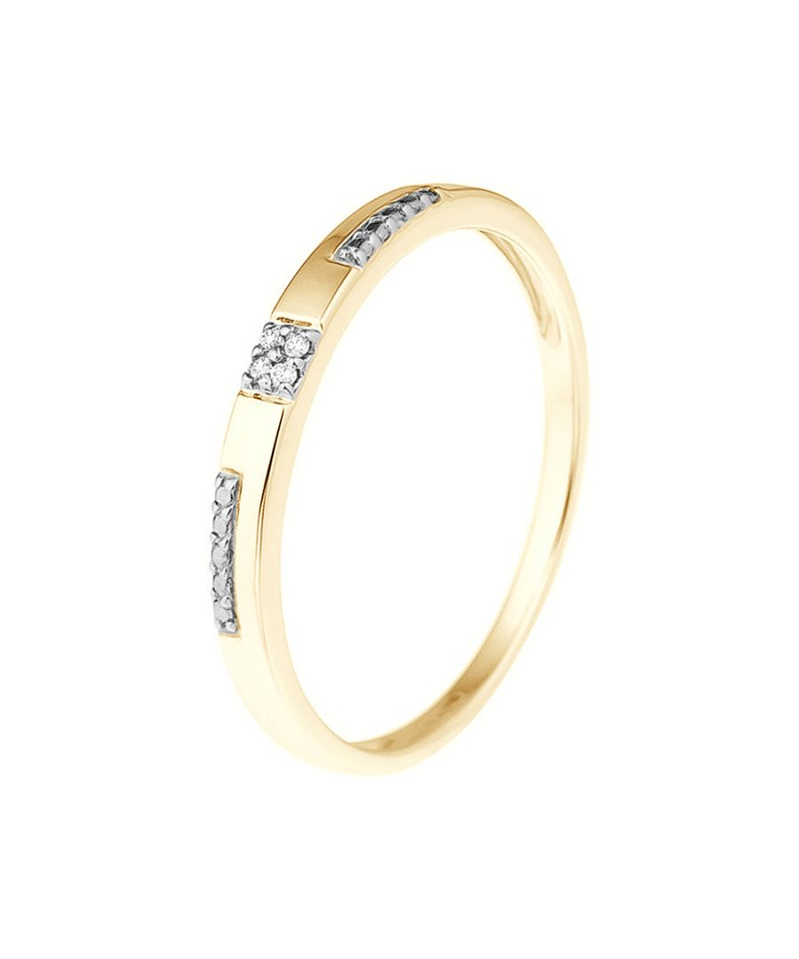 Image for DIADEMA - Ring - Diamonds - Yellow Gold