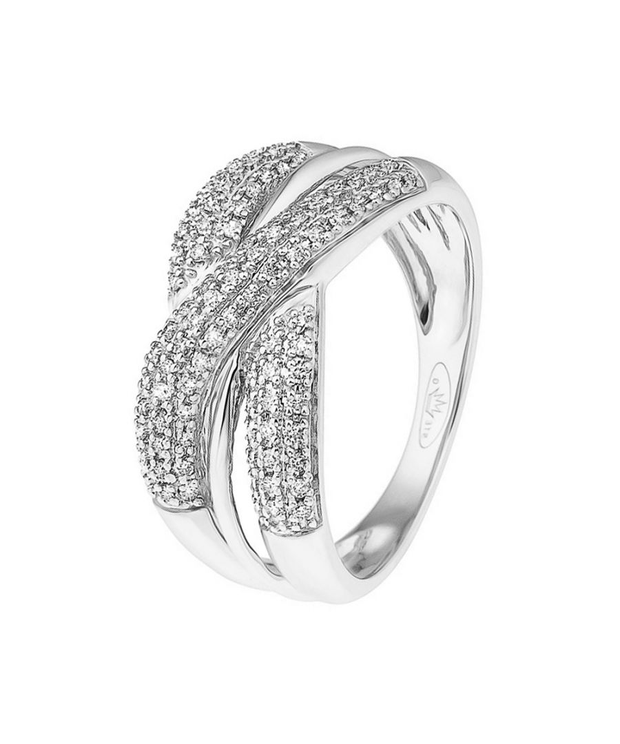 Image for DIADEMA - Ring - Prestige Diamonds - White Gold