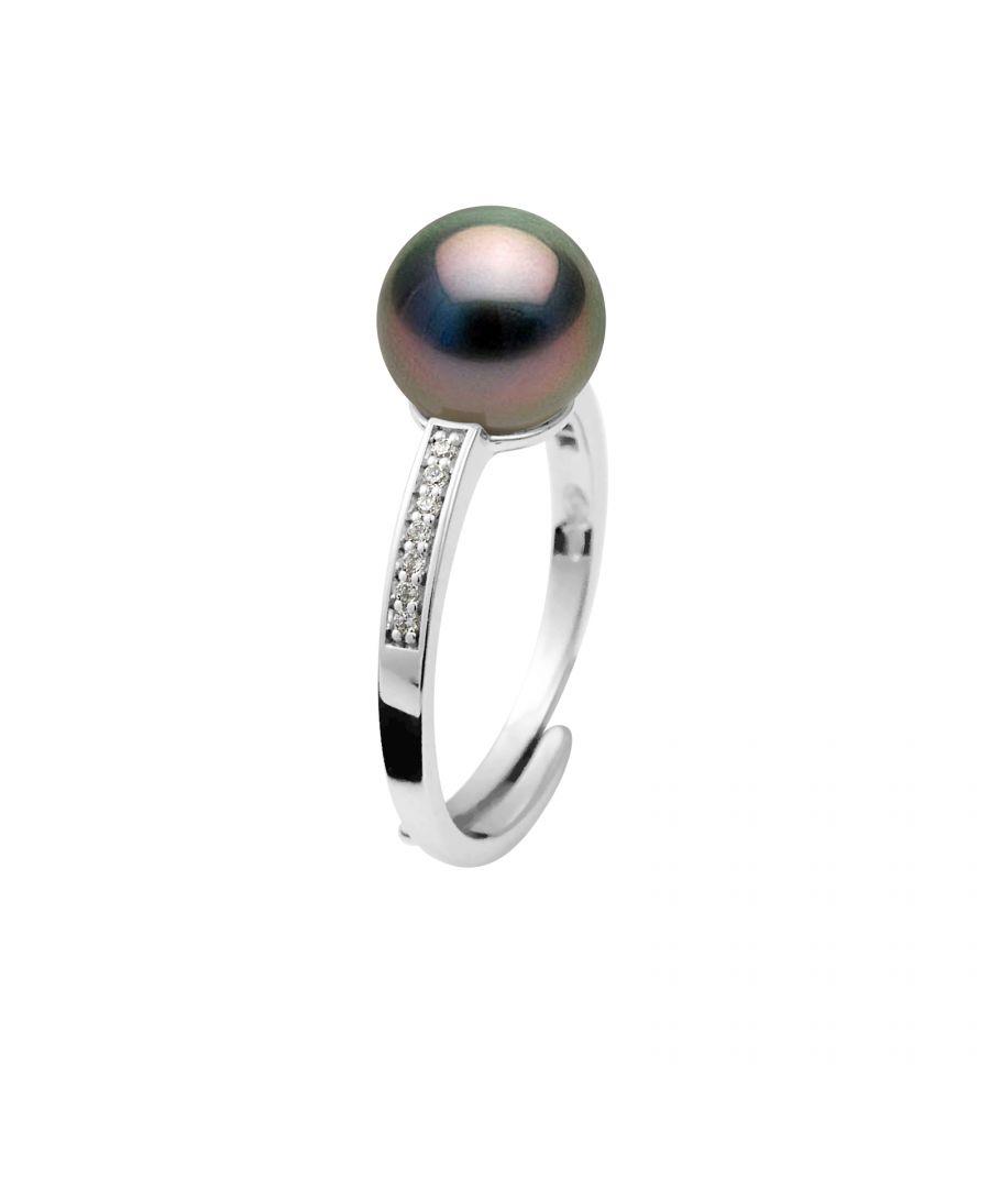 Image for DIADEMA - Ring - Tahitian Pearl