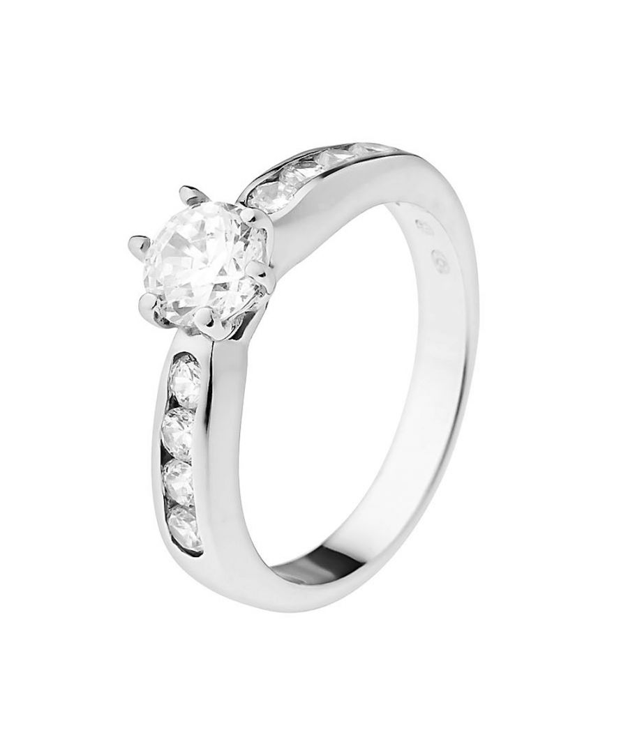 Image for DIADEMA - Ring - Collection Crystal Pearl