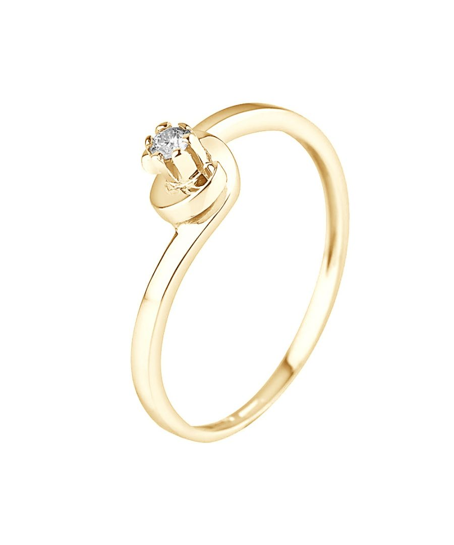 Image for DIADEMA - Ring - Diamond - Yellow Gold