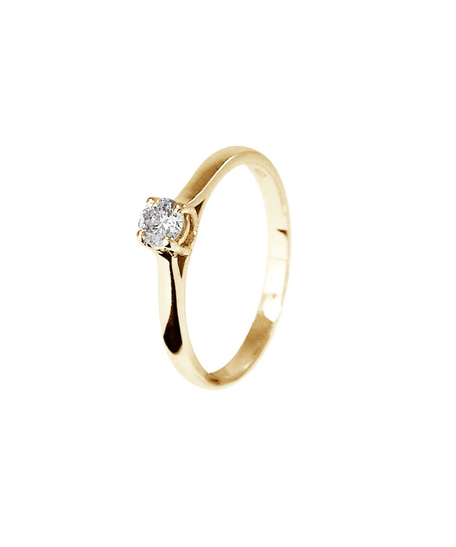 Image for DIADEMA - Ring - Diamonds - Single Cut Quality - Yellow Gold